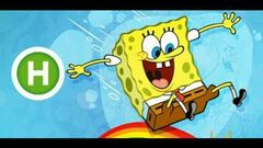 SpongeBob SquarePants Ukrainian Intros (Novy Channel, QTV) Боб Губко