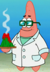 Patrick as a Scientist