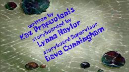 SpongeBob LongPants Kaz Prapuolenis version