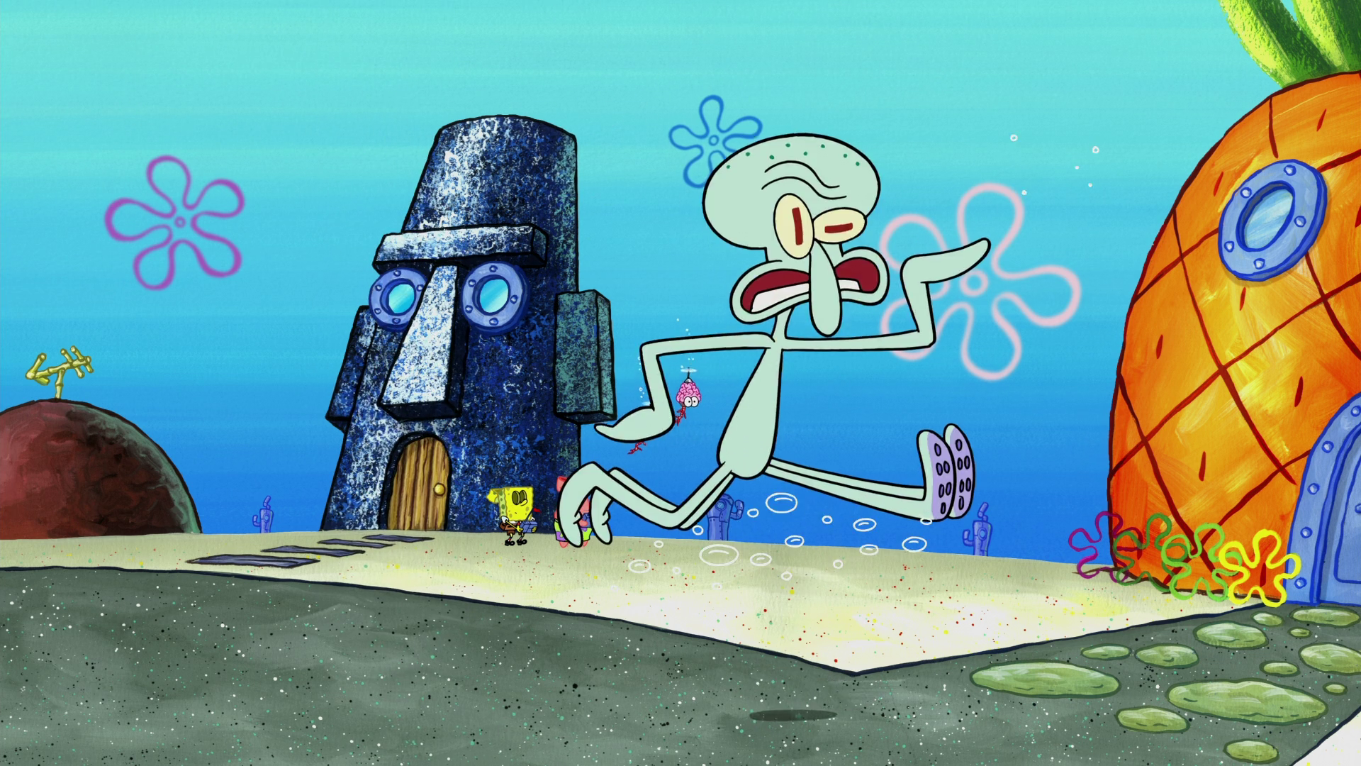 Spongebob nudepics Nude Photos 46
