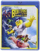 Bob L'éponge Le Film - Un Héroes Sort de L'eau Blu-ray
