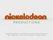Nickelodeon productions standard-definition