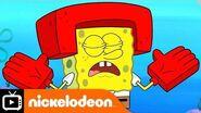 SpongeBob SquarePants Squid Defence Nickelodeon UK