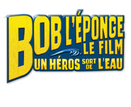 The SpongeBob Movie - Sponge Out of Water French logo