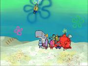 Larry in Bubble Buddy-27