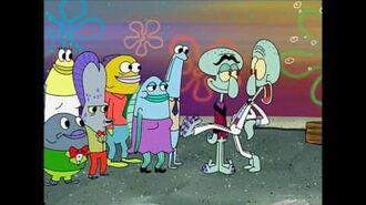 SpongeBob Music - Dramatic Cue (d)