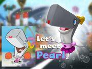 SpongeBob SquarePants - Pearl added in Game Station