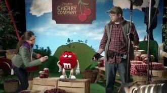 M&M's - Cherry (2011, USA)-1539805547