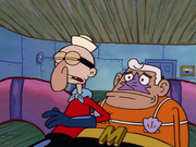 Mermaid Man and Barnacle Boy 060