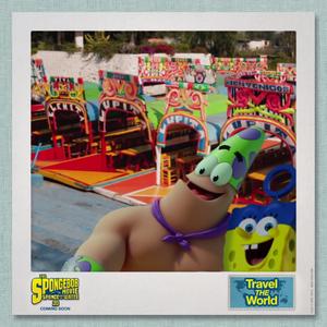 SpongeBob & Patrick Travel the World - Mexico 1