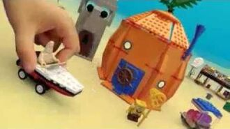 Spongebob Lego Adventures in Bikini Bottom - The Krusty Krab Commercial 2006