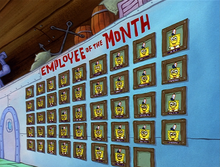 Employee of the Month 014