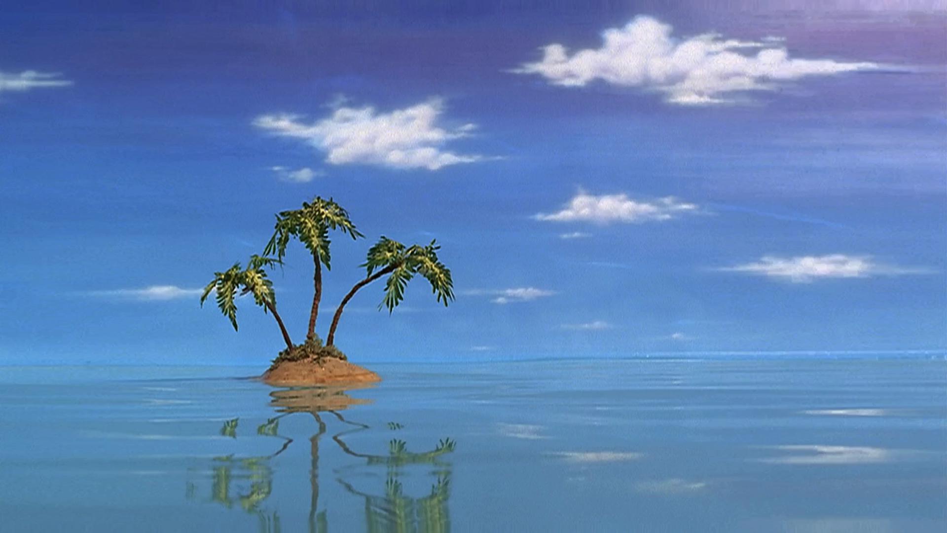 Bikini island nuclear