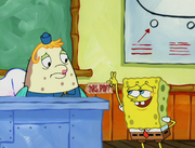 Mrs. Puff, You're Fired 199