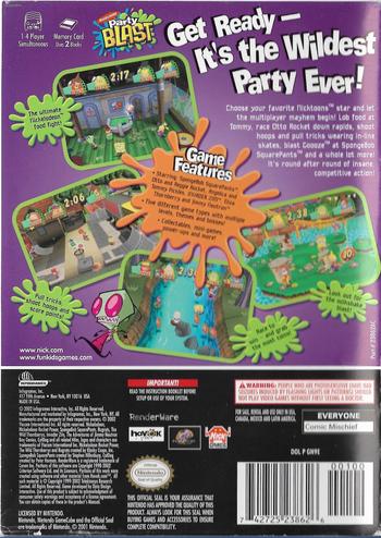 Back (GameCube)