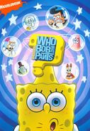 SpongeBob's WhoBob WhatPants DVD
