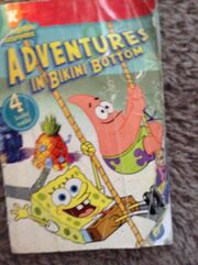 Spongebob book