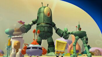 Robot (Video game)