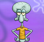 SpongeBob-Squidward