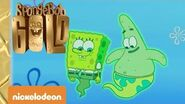 Spongebob Gold Al cimitero Nickelodeon