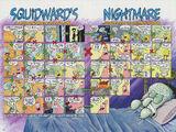 Squidward's Nightmare