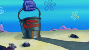 Chum Bucket in Married to Money-3
