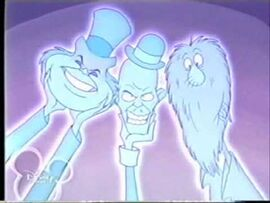 The Hitchhiking Ghosts