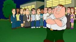 Peter Griffin - Can't Touch Me