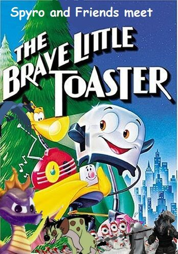 Brave Little Toaster poster
