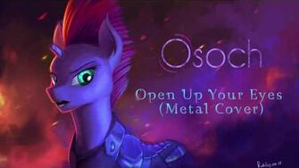 Open Up Your Eyes (Metal Cover)
