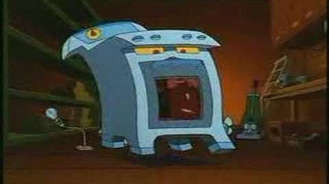 Brave Little Toaster - It's a B-Movie