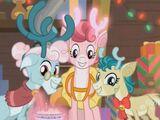 Aurora, Bori, and Alice