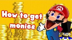 SM64 Guides How to get dem coins