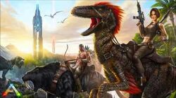 ARK Survival Evolved - Soundtrack - Death Theme