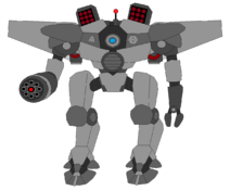 A-Sentinel Rocketeer