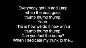 (English) The Penguins of Madagascar - Thump Thump Thump Lyrics