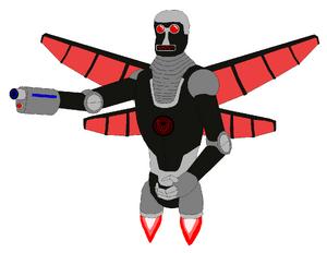 Qui Soldier Drone