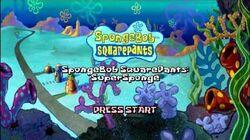 Spongebob Squarepants SuperSponge Music-Option Theme
