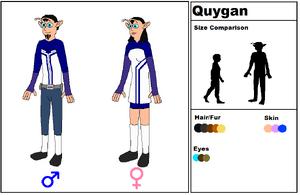 Quygan Species
