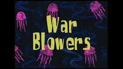 SpongeBob Music War Blowers