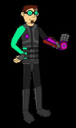 Agent Ethan