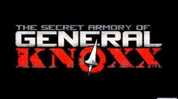 Secret Armory of General Knoxx Intro music