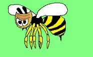 Angry Bee (Treeetops)
