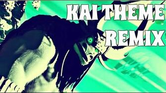 Kung Fu Panda 3 Kai's Theme (TheKagaminer Remix) Audio