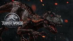 Indoraptor Theme - Jurassic World Fallen Kingdom