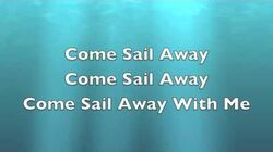 Come Sail Away Lyrics Styx
