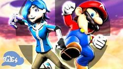 SMG4 War On Smash Bros Ultimate
