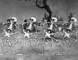 Skeleton Dancers