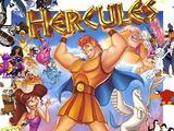 SpongeBob and Friends Meet Hercules