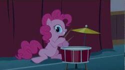 Pinkie Pie - (rimshot)